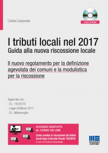 I tributi locali nel 2017