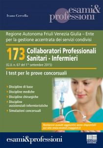 173 Collaboratori Professionali Sanitari - Infermieri