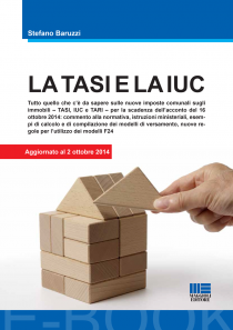 LA TASI E LA IUC - Ebook in formato pdf