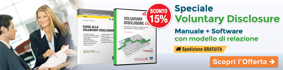 Speciale Voluntary Disclosure