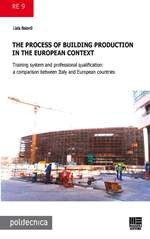 The process of building production in the european context