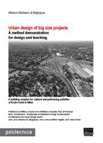 Urban design of big size projects