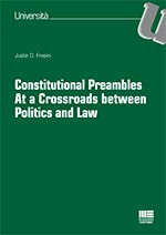 Constitutional Preambles At a Crossroads between Politics and Law