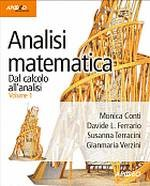 Analisi matematica. Dal calcolo all'analisi Vol. 1