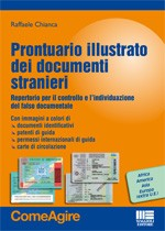Prontuario illustrato dei documenti stranieri
