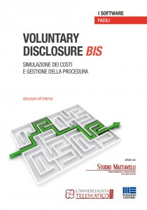 voluntary disclosure bis