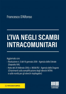 L'IVA negli scambi Intracomunitari